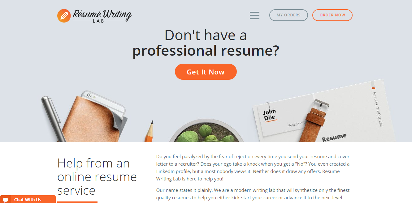 Resume Writing Lab Company Review Best Of Writers